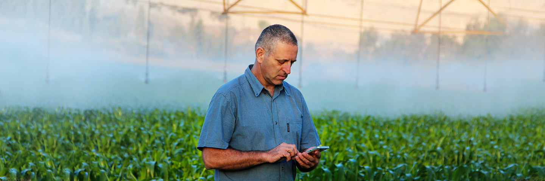Remote Sensing Irrigation - Manna Irrigation intelligence